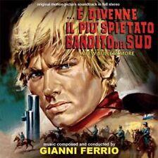 Gianni Ferrio: ...E Divenne Il Più Spietato Bandito Del Sud (New/Sealed CD)