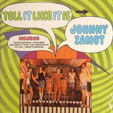 JOHNNY ZAMOT Tell It Like It Is EL SONIDO RECORDS Sealed Vinyl Record LP