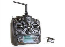 Walkera 2.4G 7CH Radio System Transmitter DEVO 7 w/ Receiver RX701 -USA Seller