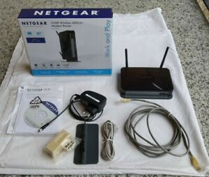 Modem router wireless Netgear N300 DGN2200