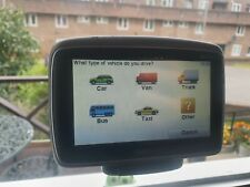Tomtom Truck,HGV,Bus,Car Sat nav 2020 Europe map