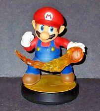 Super Smash Bros  Fire Mario  Amiibo Nintendo Switch Wii U 3DS 2DS 3DSXL 2DSXL