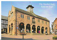 Herefordshire Postcard - The Market Hall - Ross-on-Wye     LC6011