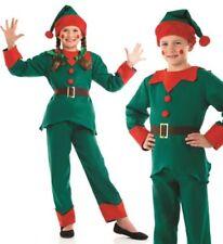 Disfraces de niño de color principal verde, Navidad