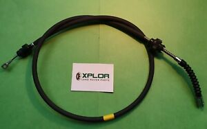 LAND ROVER DEFENDER 300TDI RHD THROTTLE ACCELERATOR CABLE OEM NTC9360