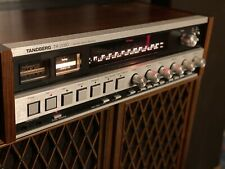 Vintage Rare Clean Tandberg TR 2080 AM/FM Stereo Reciever Works Great