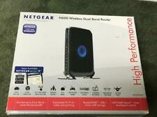 NETGEAR N600 Dual Band Wi-Fi Router WNDR3400 Home Wireless Network, LNC,ORIG BOX
