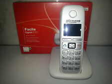 Siemens cordless E310 Facile telecom