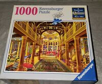 "Ravensbuger 1000 Piece ""WORLD of WORDS"" Jigsaw Puzzle"