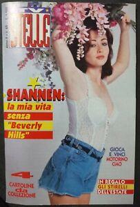Tv Stelle N 63 Giugno 1994 Shannen Doherty 90210 Non E La Rai Ambra Angiolini