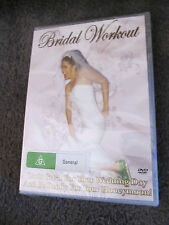 BRIDAL WORKOUT..great item for HEN'S NIGHT...NIP....exercise dvd