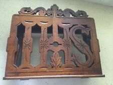 Antique Bible Stand Book Holder