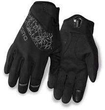 Cycling Gloves Full Finger Giro Candela Women's Soft Shell 2016 Black S