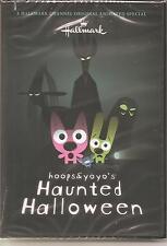 HALLMARK Channel Hoops & Yoyo's Haunted Halloween DVD Family Movie NEW