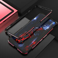 For Nubia Red Magic 5G Aluminum Metal Frame Bumper Protective Case Cover Shell