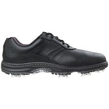 FootJoy Contour 54018 Mens Golf Shoes Black 2016 Waterproof 6 W