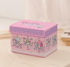 little twin stars fly square Storage Boxes Beauty Case Cosmetic Box fashion new