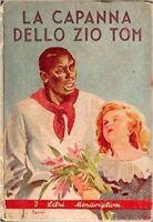 La Capanna Dello Zio Tom ,Beecher Stowe L.  ,Salani,1950