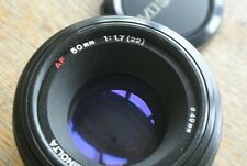 Minolta AF Sony A  50mm 1:1.7 AF VERY NICE