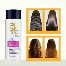 100% Smoothing Keratin Treatment Shampoo Repair Damaged Hair Straight Hair Care
