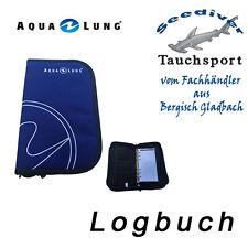Aqualung Logbuch - Dive Log inkl. Einlagen
