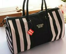 Victoria's secret weekender canvass bag