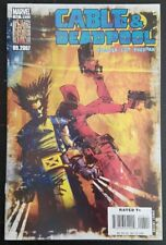 CABLE & DEADPOOL #43 (2004 MARVEL) *VHTF BOOK* (SKOTTIE YOUNG COVER) NM