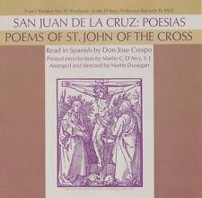 Don Jose Crespo - San Juan de la Cruz: Poesias 1 [New CD]