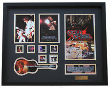 New Cold Chisel Signed Limited Edition Memorabilia Framed
