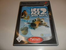 PlayStation 2  PS 2  Ice Age 2 - Jetzt taut's [Platinum]