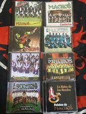 Banda Machos. Best CDs. WOW!! Raul Ortega, Pepe Morfin