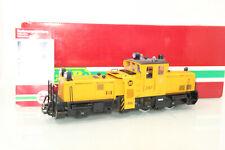 LGB Spur G 20670 Schienenreinigungslok Schoema Blinklicht Digital in OVP LA2669