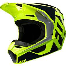 Fox Racing Adult V1 MVRS Prix Offroad Dirt MX ATV Side-By-Side Helmets