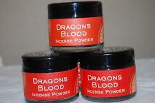 Dragons Blood Traditional Incense powder, Metaphysical 20 Grams (1) Jar