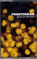Phantogram EYELID MOVIES Debut Album CSD 2017 New Sealed Clear Cassette Tape