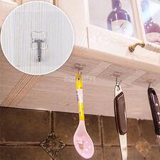 Crochet de crochets muraux 2x pour ventouses forts pour salle de bain de cuisine