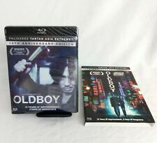 Oldboy (Oldeuboi 2003) - Chan-wook Park - 10th Anniversary Edition Blu-ray - New