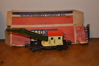 Lionel Model Trains - O Scale - Working Crane #2660