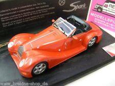1/43 spark spmn 01 Morgan Aero 8 Orange Metallic
