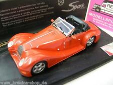 1/43 Spark spmn 01 morgan Aero 8 naranja metalizado