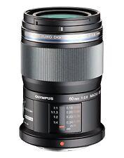 Olympus 60mm F2.8 black macro lens