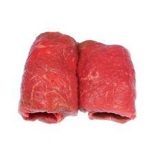 (16,79€/kg) Rinderrouladen, fertig gefüllt mit Dörrfleisch, Zwiebeln, Gurke, Se