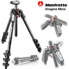 Manfrotto MT190CXPRO4 Carbon Fiber 4 Section Tripod with Q90 Column
