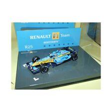 RENAULT F1 TEAM R25 GP 2005 F. ALONSO MINICHAMPS 1:43