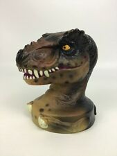 Jurassic Park The Ride T-Rex Cup Topper 1995 Hollywood Universal Studios Vintage