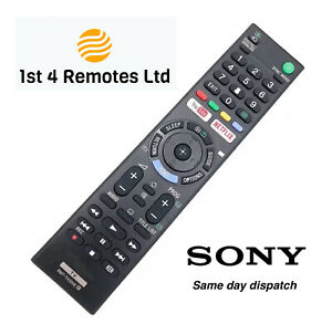 SONY RMT-TX300E REPLACEMENT REMOTE CONTROL BRAVIA 3D TV NETFLIX YOUTUBE BUTTONS