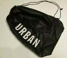 Urban Outfitters Black Reusable Shopping Tote Gift Bag 23L x 14W drawstring