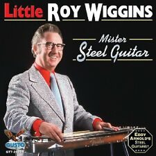 Mister Steel Guitar - Roy Wiggins (2011, CD NEU)