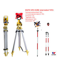 NEW  South NTS-332R8  Total Station Set South Reflectorless 800M  total  station