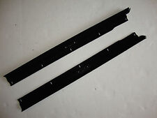 1987-1996 Dodge Dakota Pickup Truck Door Window Beltline Outer Sweep Seals